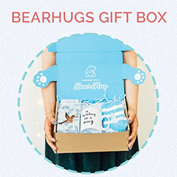 Prize for day 1 - Bearhugs Gift