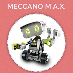 Prize for day 15 - Meccano M.A.X Gift