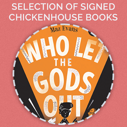 Prize for day 17 - Selection of Signed Chickenhouse Books