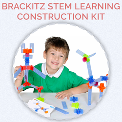 Prize for day 18 - Brackitz Construction Kit Gift