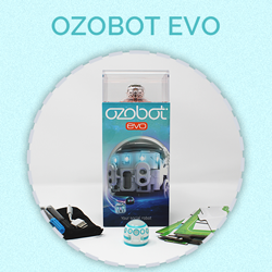 Prize for day 3 - Ozobot Gift