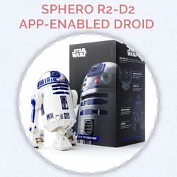 Prize for day 7 - Sphero R2-D2 App-Enabled Droid Gift